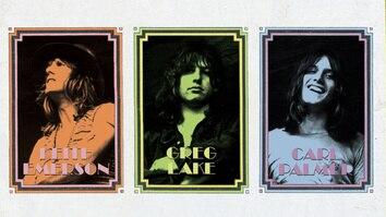 Emerson, Lake & Palmer: Live...