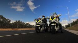 Motorbike Cops
