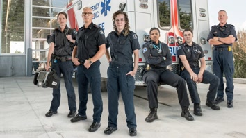 Paramedics- Life On The Line