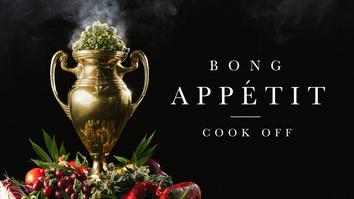 Bong Appetit: Cook-Off