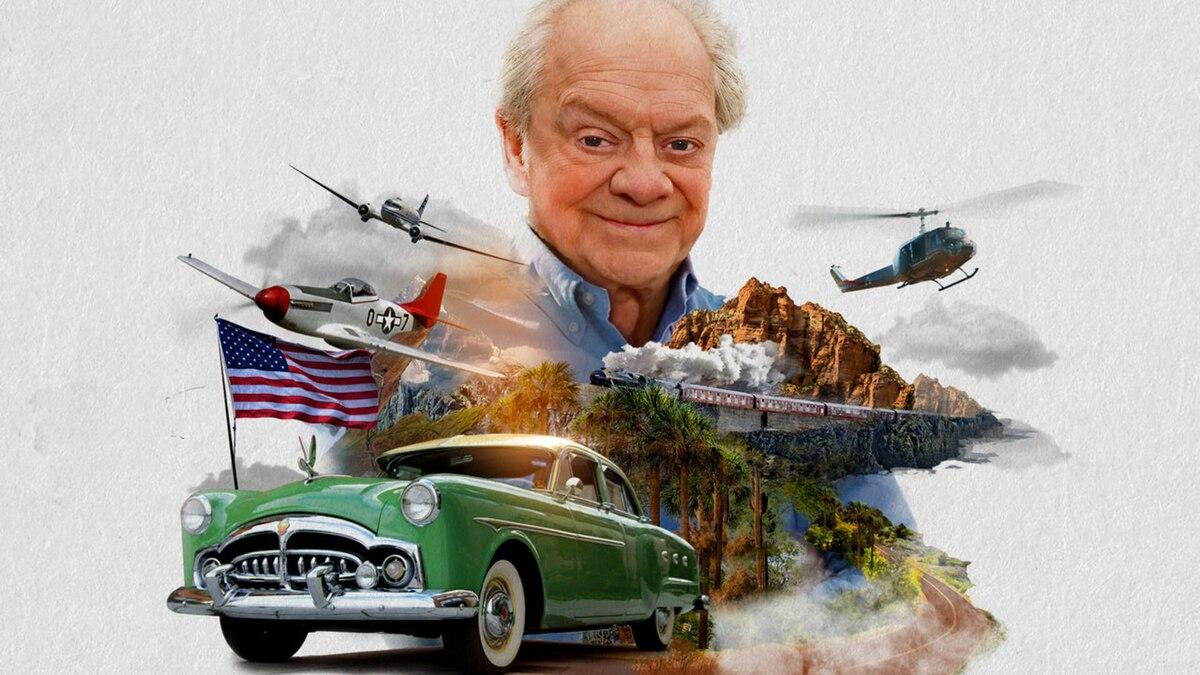David Jason: Planes, Trains and ...