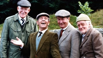 Last of the Summer Wine - The Man W