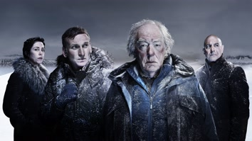 Fortitude: Shooting On The Glacier