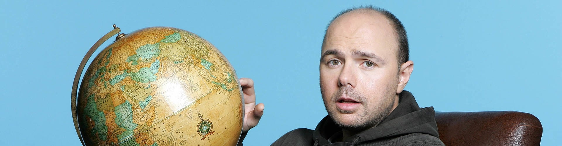 Watch An Idiot Abroad Online