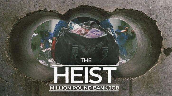 Watch The Heist Online