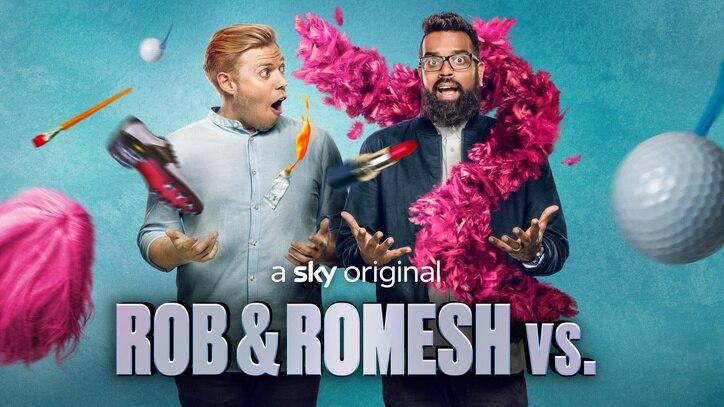 Watch Rob & Romesh Vs... Online