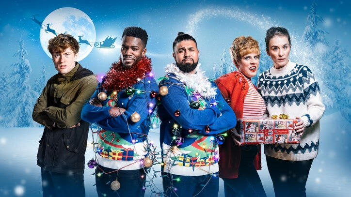 Watch Comedy Christmas Shorts Online