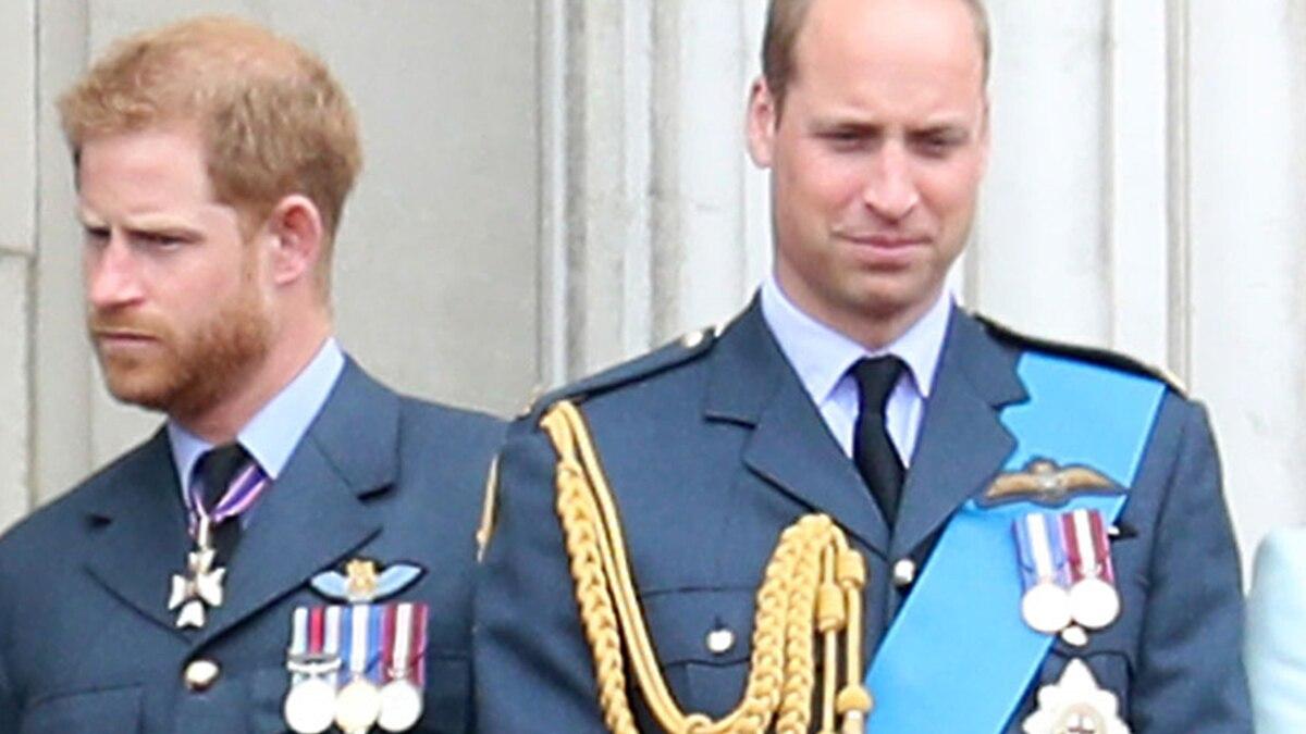 William & Harry: Princes At War?