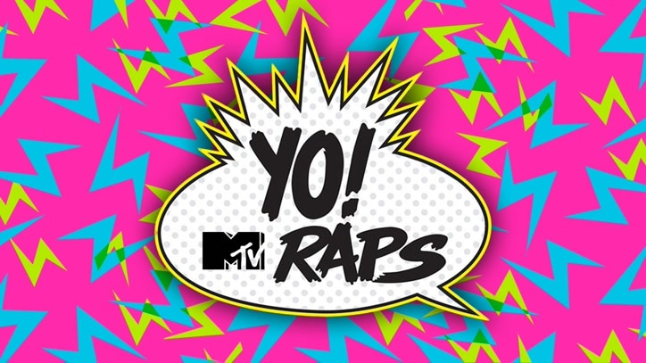 Watch YO! MTV Raps UK Online