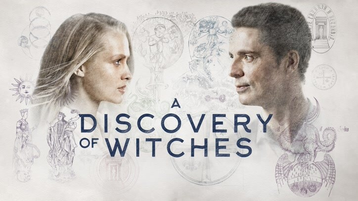 Watch A Discovery Of Witches: TV Magic Online