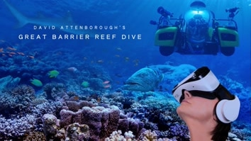Great Barrier Reef With David...