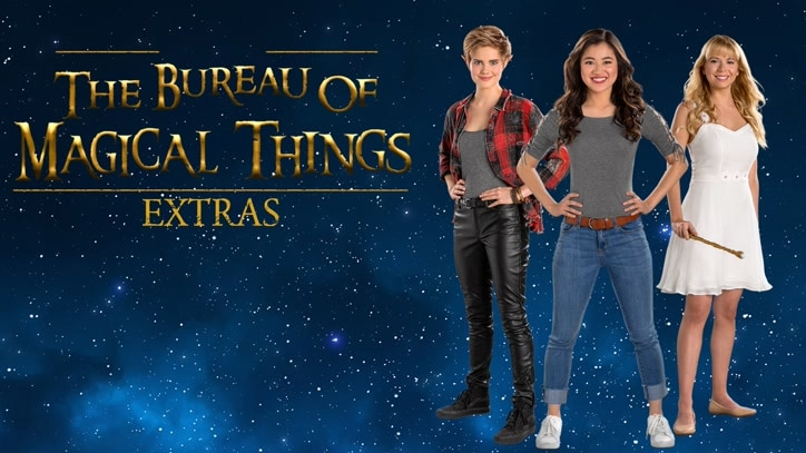 Watch The Bureau of Magical Things Extras Online