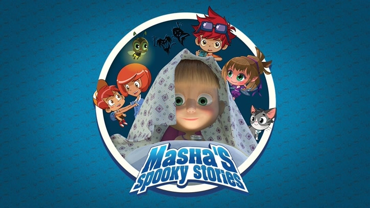Watch Masha's Spooky Stories Online