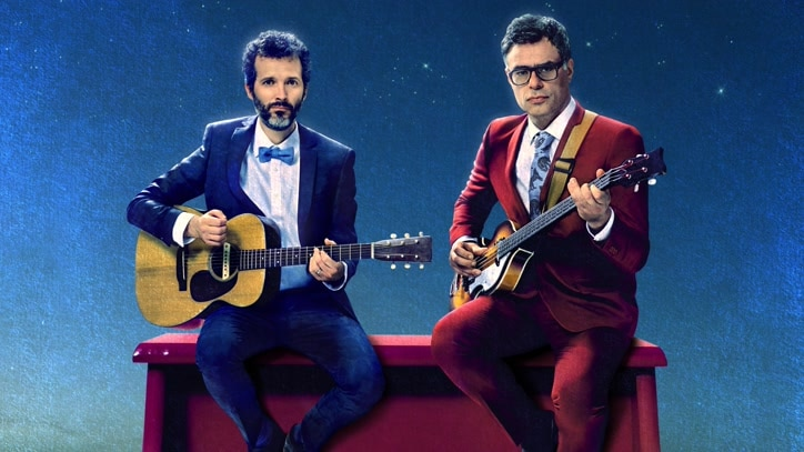 Watch Flight Of The Conchords: Live... Online