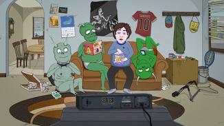 Jeff & Some Aliens image