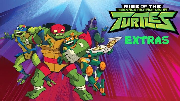Watch Rise of the Teenage Mutant Ninja... Online