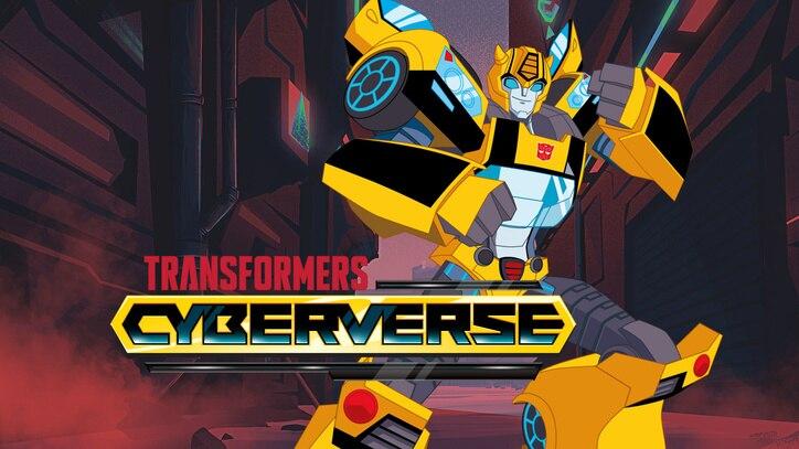 Watch Transformers Cyberverse Online
