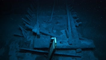 Black Sea Mystery