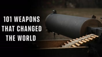 101 Weapons That Changed The World
