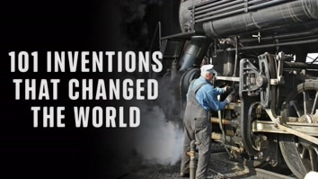 101 Inventions That Changed The Wor