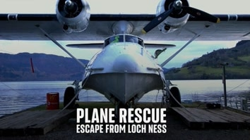 Plane Rescue: Escape From Loch Ness