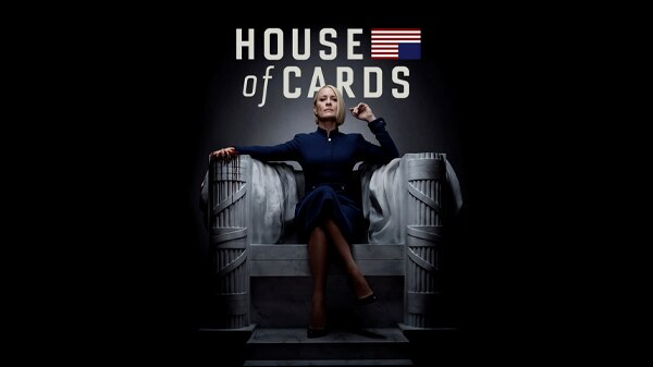 House of Cards mit Sky X streamen