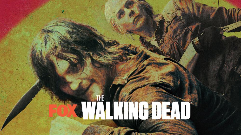 The Walking Dead mit Sky X streamen