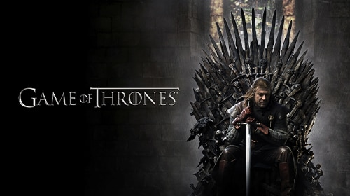 Staffel 1 von Game of Thrones mit Sky X streamen