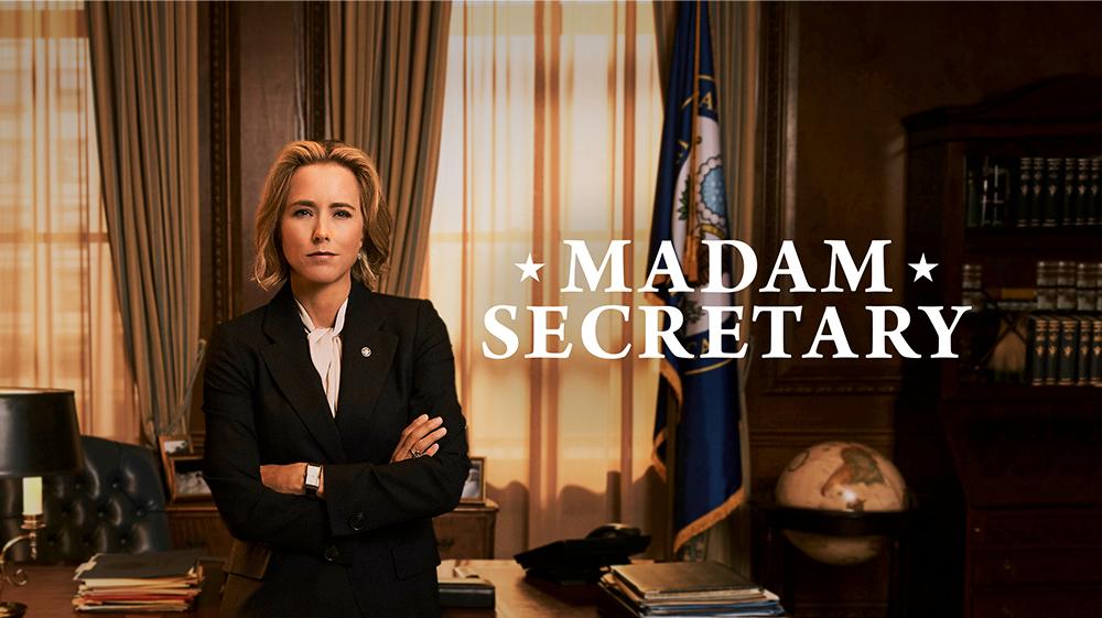 Madam Secretary mit Sky X streamen
