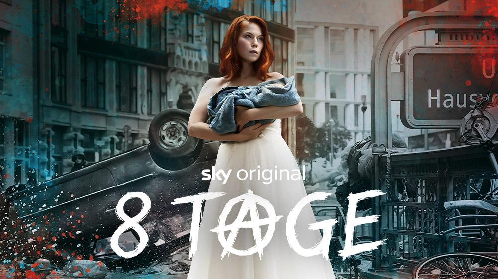 8 Tage mit Sky X streamen