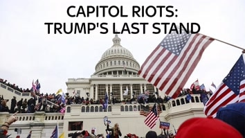 Storming the Capitol: Trump's Last Stand