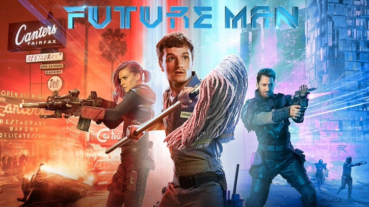 Watch Future Man Online