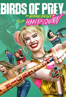 Sky X Harley Quinn: Birds of Prey