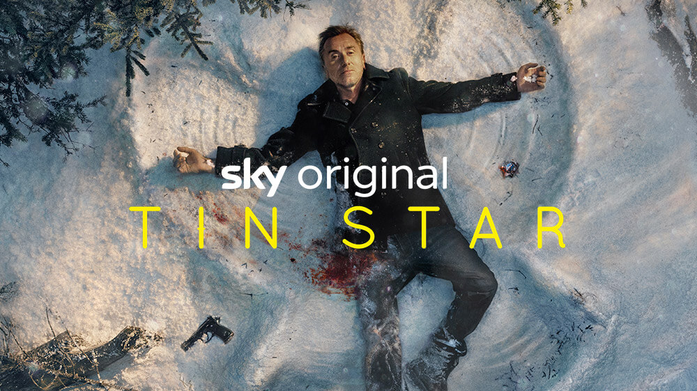 Tin Star mit Sky X streamen