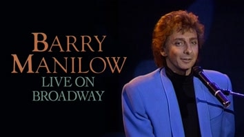 Barry Manilow: Live On...