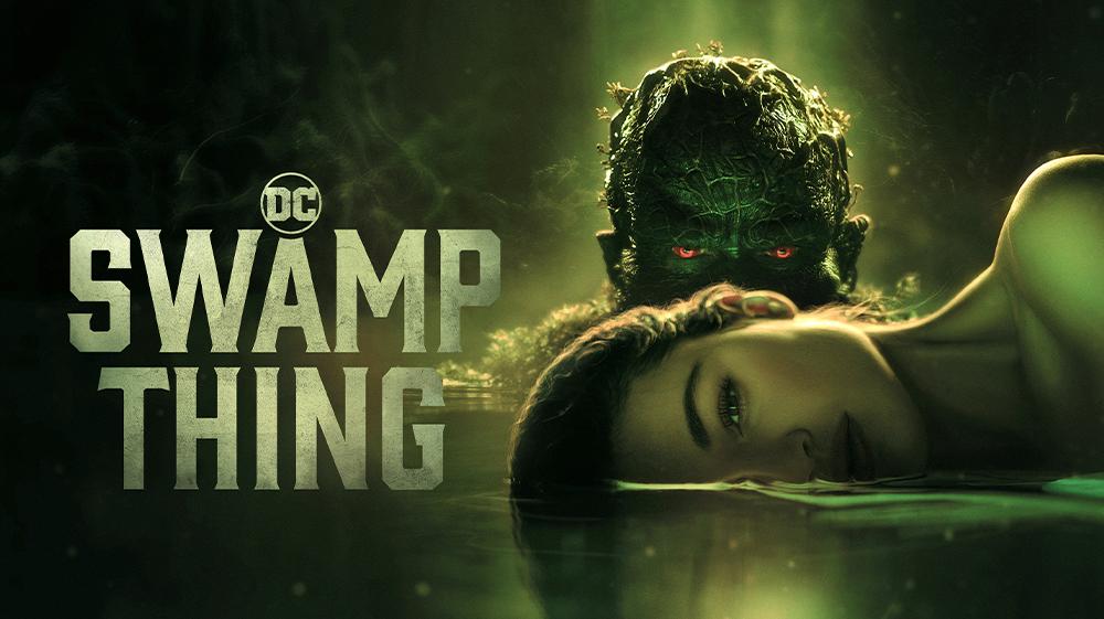 Swamp Thing mit Sky X streamen