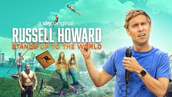Russell Howard Stands Up...