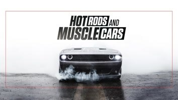 Hot Rods and Muscle Cars