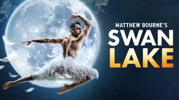 Matthew Bourne's Swan Lake...
