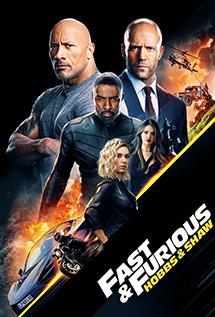 Sky X Fast & Furious: Hobbs & Shaw
