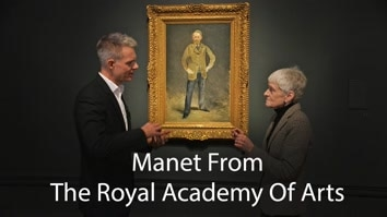 Manet From The Royal Academy Of Arts, London