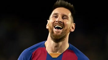 Barcelona v Bayern