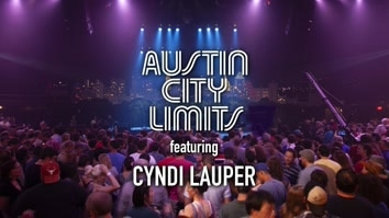 Cyndi Lauper: Austin City Limits