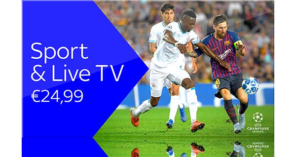 Sport & Live TV