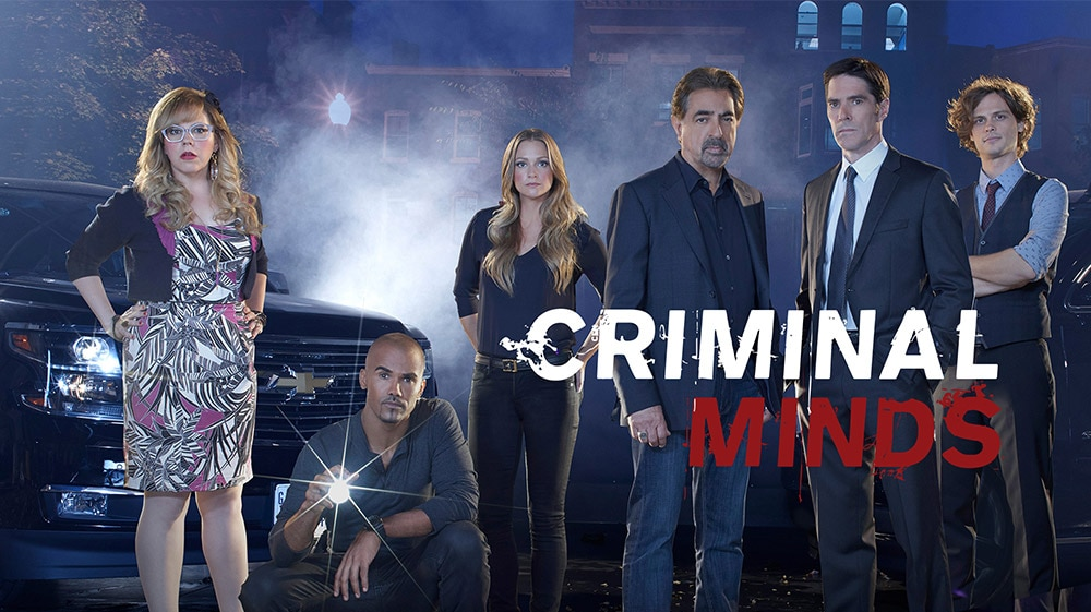 Criminal Minds mit Sky X streamen