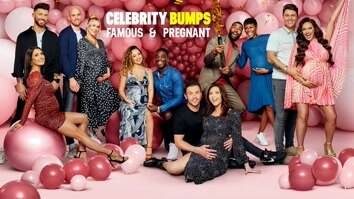 Celebrity Bumps: Famous and Preg...