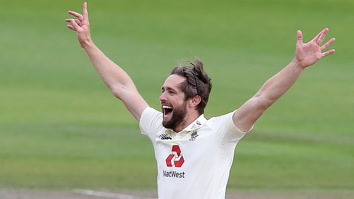 England v Pakistan 2nd Test: Day One