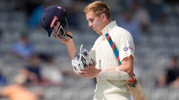 England v N Zealand 2nd Test: day three