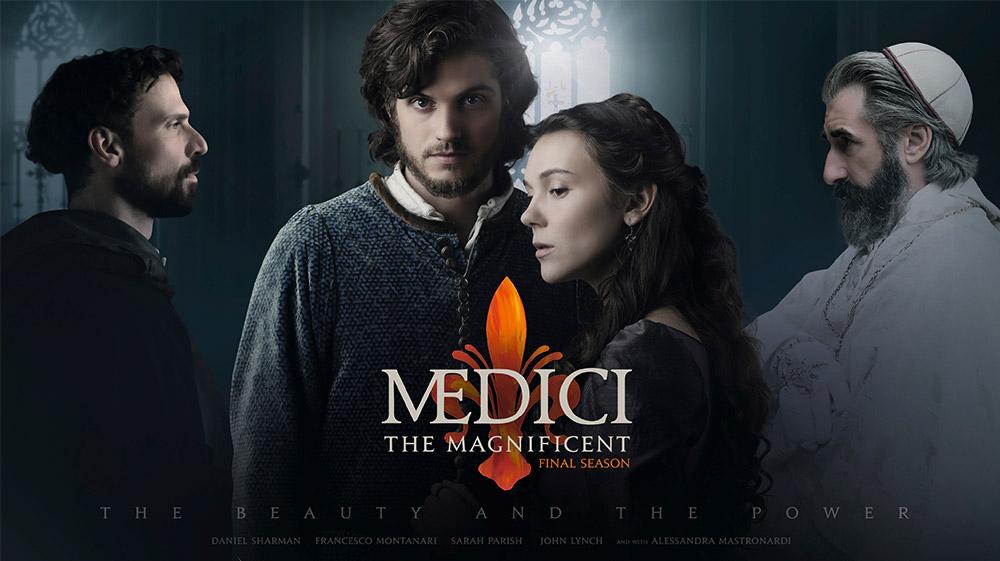 Die Medici mit Sky X streamen