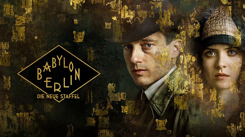 Babylon Berlin mit Sky X streamen